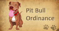 City of Paris Pit Bull Code of Ordinances